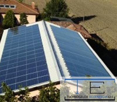 impianto fotovoltaico modena castelfranco emilia