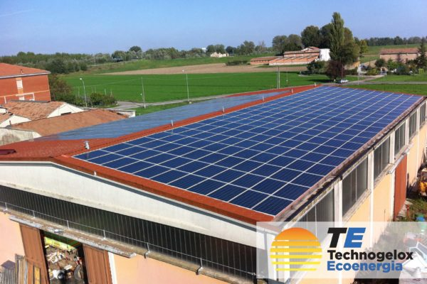 Soliera, 100 kwp integrato innovativo